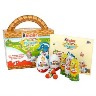 Kinder Egg Hunt Kit 185G